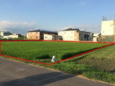 羽島郡笠松町(借地)