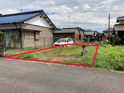関市山王通西(売地)